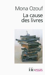 Téléchargez le livre :  La cause des livres