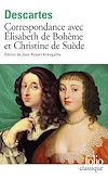Correspondance avec Élisabeth de Bohême et Christine de Suède