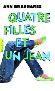 Téléchargez le livre :  Quatre filles et un jean (Tome 1) - Le premier été