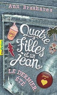 Téléchargez le livre :  Quatre filles et un jean (Tome 4) - Le dernier été