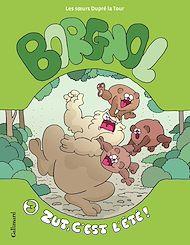 Téléchargez le livre :  Borgnol (Tome 3) - Zut, c'est l'été !