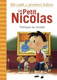 Téléchargez le livre :  Le Petit Nicolas (Tome 10) - Panique au musée