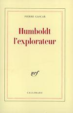 Download this eBook Humboldt l'explorateur
