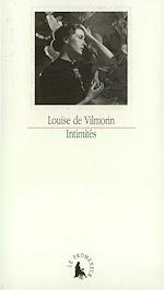 Download this eBook Intimités