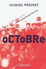 Download this eBook Octobre. Sketchs et chœurs parlés pour le groupe Octobre (1932-1936)