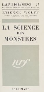 Download this eBook La science des monstres