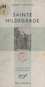 Download this eBook Sainte Hildegarde