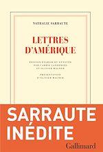 Download this eBook Lettres d'Amérique