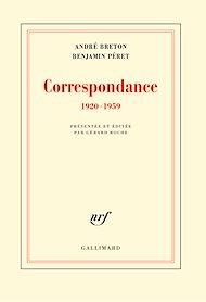 Téléchargez le livre :  Correspondance (1920-1959)