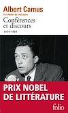 Télécharger le livre :  Conférences et discours (1936-1958)