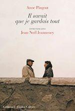 Download this eBook Il savait que je gardais tout