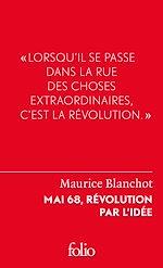 Download this eBook Mai 68, révolution par l'idée