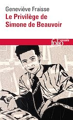 Download this eBook Le Privilège de Simone de Beauvoir