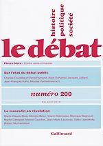 Download this eBook Le Débat N° 200 (Mai - août 2018)