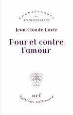 Download this eBook Pour et contre l'amour