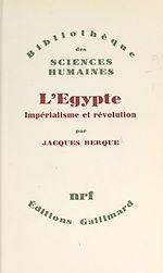 Download this eBook L'Égypte : impérialisme et révolution