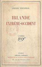 Download this eBook Irlande Extrême-Occident