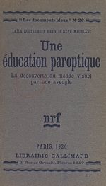 Download this eBook Une éducation paroptique