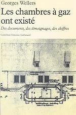 Download this eBook Les chambres à gaz ont existé