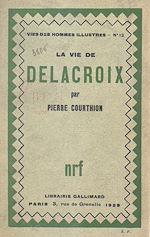 Download this eBook La vie de Delacroix