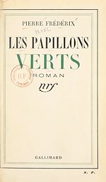 Download this eBook Les papillons verts