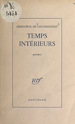 Download this eBook Temps intérieurs