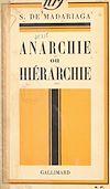 Anarchie ou hiérarchie