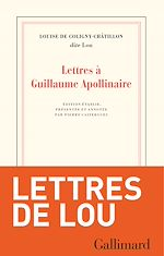 Download this eBook Lettres à Guillaume Apollinaire