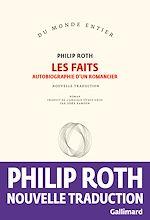 Download this eBook Les faits. Autobiographie d'un romancier