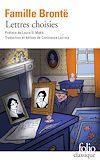 Télécharger le livre :  Lettres choisies de la famille Brontë