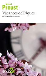 Download this eBook Vacances de Pâques et autres chroniques