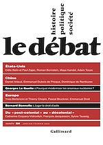 Téléchargez le livre :  Le Débat N° 208 (Janvier - Février 2020)