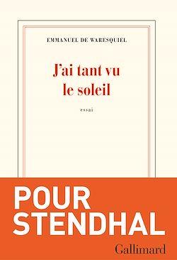 Download the eBook: J'ai tant vu le soleil