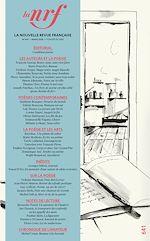 Téléchargez le livre :  La Nouvelle Revue Française N° 641
