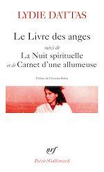Download this eBook Le livre des anges suivi de La Nuit spirituelle et de Carnet d'une allumeuse