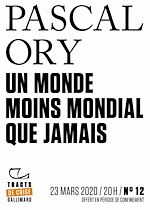 Download this eBook Tracts de Crise (N°12) - Un monde moins mondial que jamais