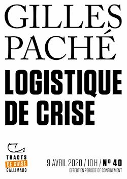 Download the eBook: Tracts de Crise (N°40) - Logistique de crise