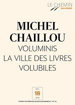 Download this eBook Le Chemin (N°22) - Voluminis la ville des livres volubiles