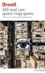 Download this eBook Mil neuf cent quatre-vingt-quatre