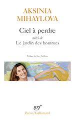 Download this eBook Ciel à perdre suivi de Le Jardin des hommes