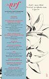 Télécharger le livre :  La Nouvelle Revue Française N° 647
