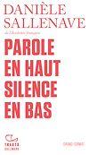 Télécharger le livre :  Parole en haut silence en bas