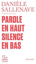 Download this eBook Parole en haut silence en bas