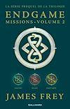 Télécharger le livre :  Endgame : Missions (volume 2). Aisling, Shari, Maccabee