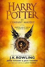 Download this eBook Harry Potter et l'Enfant Maudit - Parties Un et Deux