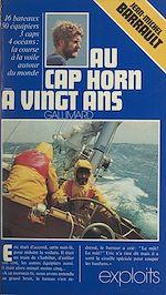Download this eBook Au cap Horn à vingt ans