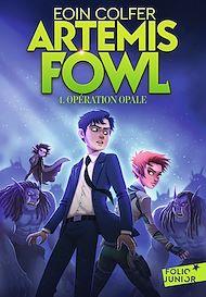 Téléchargez le livre :  Artemis Fowl (Tome 4) - Opération Opale