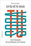 Télécharger le livre :  Le tu et le vous. L'art français de compliquer les choses