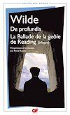 Télécharger le livre :  De profundis - La Ballade de la geôle de Reading - édition bilingue