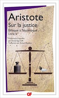 Téléchargez le livre :  Sur la justice - Ethique à Nicomaque Livre V